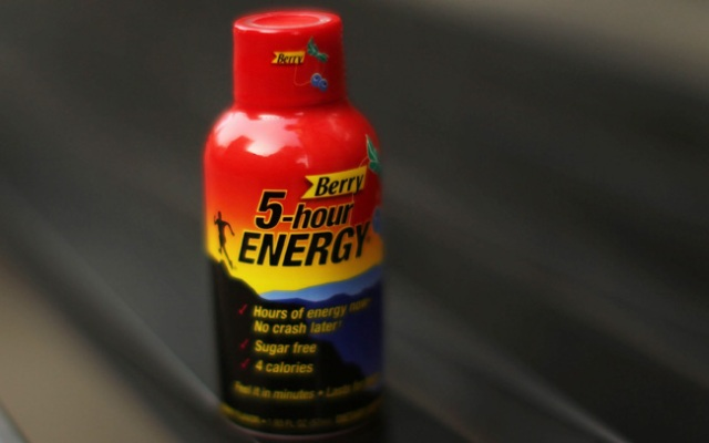 Energy drinks like 5-Hour Energy are packed with nutrients and caffeine, but offer little health benefits.
