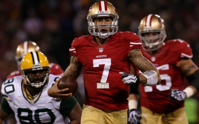 Kaepernick is leading the 49ers; He should be inspiring the Jets.