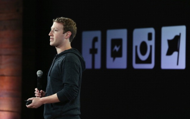 MENLO PARK, CA - JUNE 20:  Facebook CEO Mark Zuckerberg speaks during a press event at Facebook headquarters on June 20, 2013 in Menlo Park, California. Zuckerberg announced a new product relating to that Facebook's photo-sharing subsidiary Instagram.  (Photo by Justin Sullivan/Getty Images)