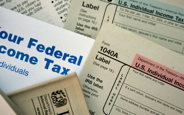 The Obamas and the Bidens released their 2012 tax returns.
