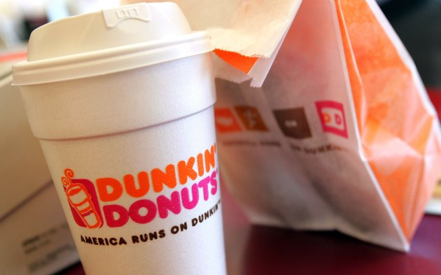 Hot coffee turns into a weapon at Dunkin'  Donuts in West Haven.