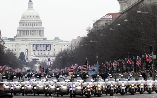 Security will be tight for President Obama's second inauguration, just as it was for the first.