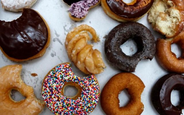 June 7 is National Doughnut Day.