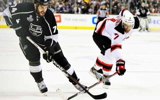 It looks like the lockout is finally over. (AP Photo/Mark J. Terrill)
