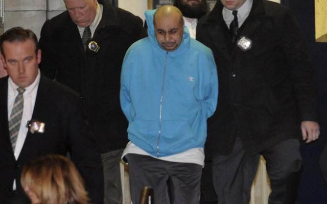 Julio Acevedo is taken from the 78th precinct in Brooklyn.