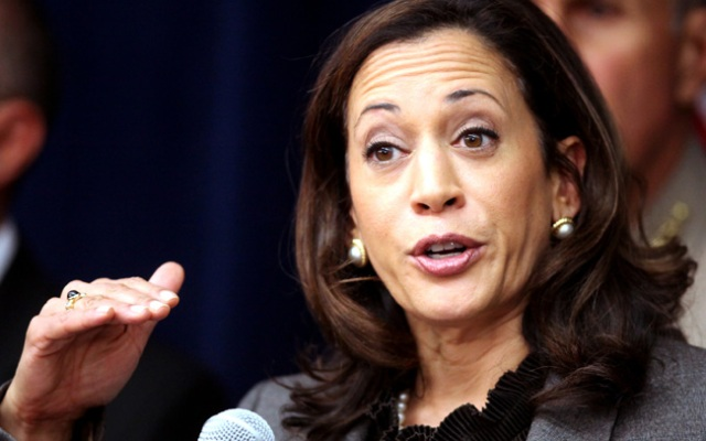 California Attorney General Kamala Harris has gotten a boost in her national profile, thanks to President Barack Obama's much-criticized comment at a fund-raiser that she was the