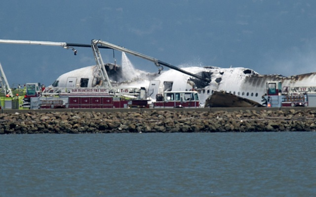 At least two people were killed and scores injured during the crash of Asiana Airlines Flight 214.