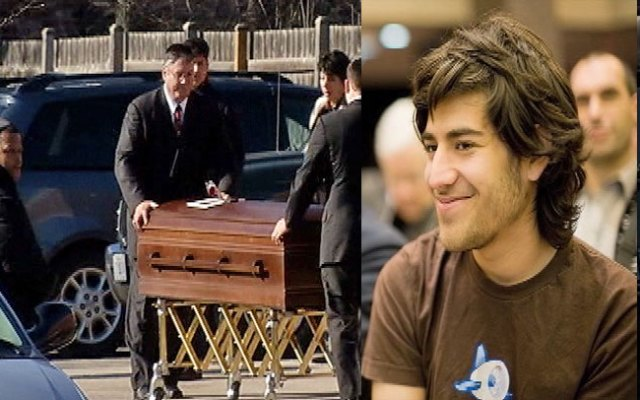 Aaron Swartz was facing charges that carried a maximum penalty of decades in prison.