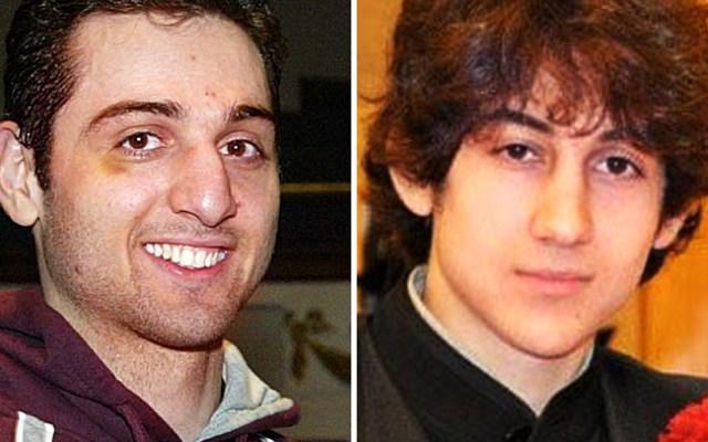 The Boston Marathon bombing suspects are Russian brothers Tamerlan and Dzhokar Tsamaev.