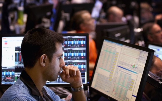 CBOE officials are unsure when trading will resume.