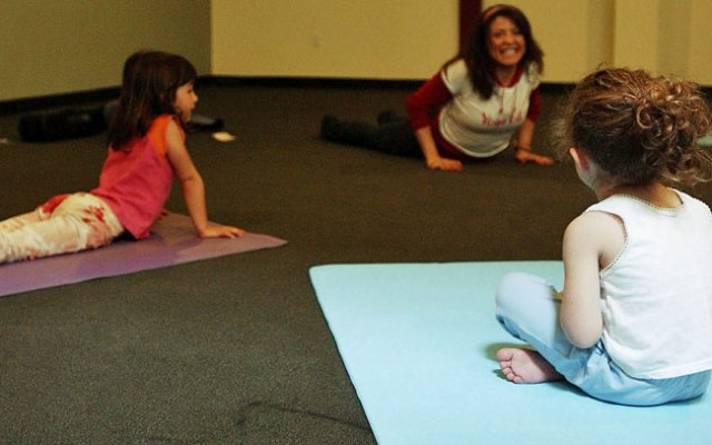 Children doing yoga is not new. However, a group of parents objected to Encinitas schools teaching yoga through a grant from a religious organization as physical education.