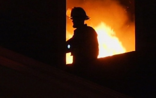 Police are investigating a suspicious fire that broke out last night at 71 John Avenue in Bristol.