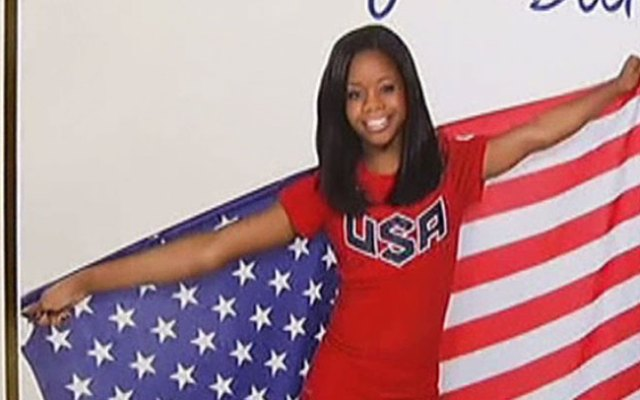 Olympic Gold Medalist Gabby Douglas pens new book.