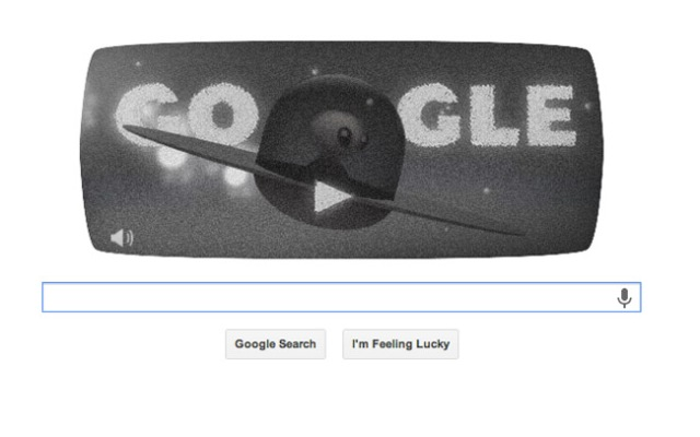 Google Doodle pays tribute to the 1947 Roswell incident.