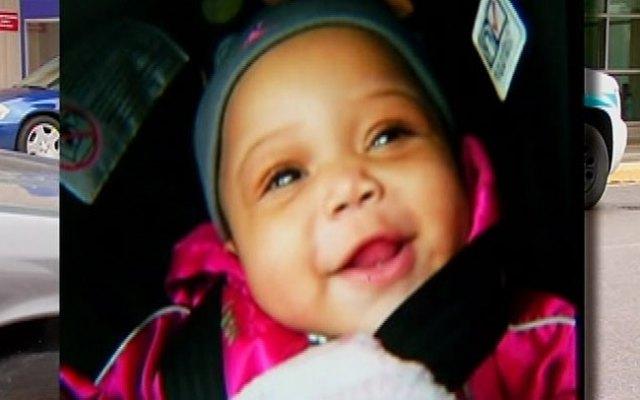 This photo of Johnylah Watkins was just captured Sunday, the family said.