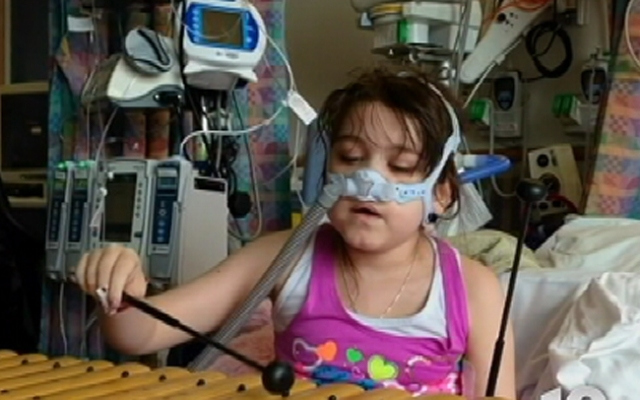 Sarah Murnaghan was diagnosed with cystic fibrosis when she was 18-months-old.