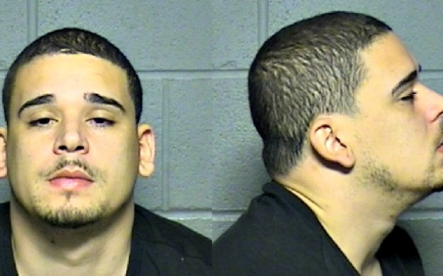 Luis Trinidad was arrested and charged January 2, 2013.