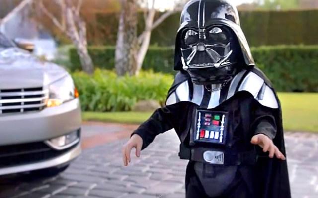 Volkswagen's 2011 Darth Vader kid spot proved a big hit before Super Bowl Sunday.