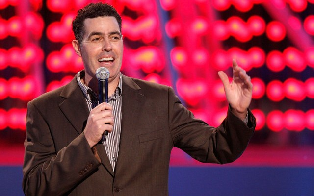 The Adam Carolla Show is known as the number one podcast; it is also at the center of a battle over so-called