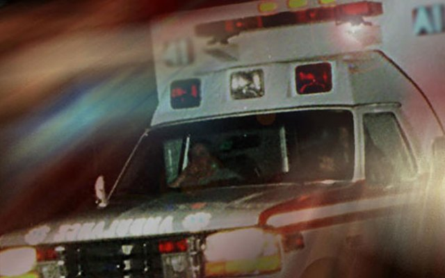 A 92-year-old driver died after a crash in Shelton on Monday.