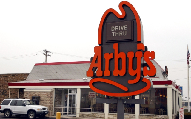 A number of fast-food chains, including Arby's, are offering freebies and discounts in honor of Tax Day.