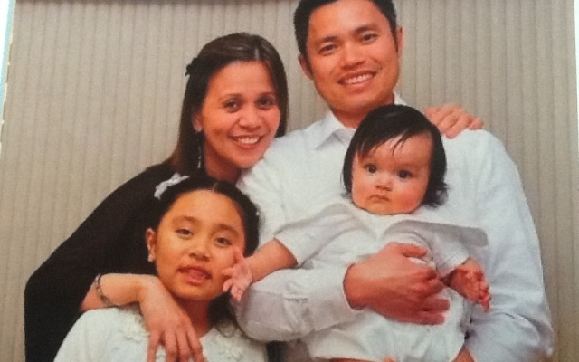 Jennifer Bolan (left) died in a limousine fire on the San Mateo Bridge. Also pictured is her husband, John, daughter Jillian, 10, and son, Jayden, 1.