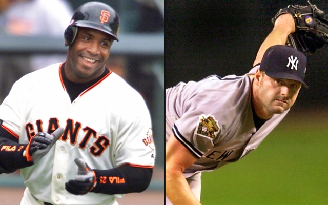 Barry Bonds and Roger Clemens appeared on the Baseball Hall of Fame ballot for the first time this year, but fell well short of the necessary votes.