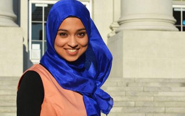 Sadia Saifuddin, 21, UC Berkeley student senior