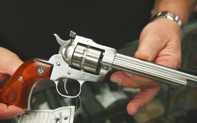State Rep. Stephen Dargen, of West Haven, wants the names and addresses of about 170,000 handgun permit holders in the state to be made public.