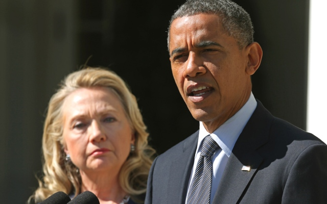President Barack Obama and Secretary of State Hillary Clinton are Americans' most admired man and woman, respectively, according to a new Gallup poll.