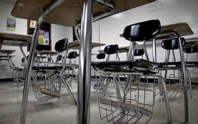 Two Norwich schools are in lockdown.