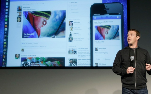 Facebook will make an announcement about a new Android product.