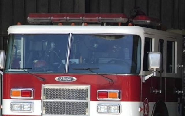 The fire department is responding to a report of a fire at an East Hartford school.