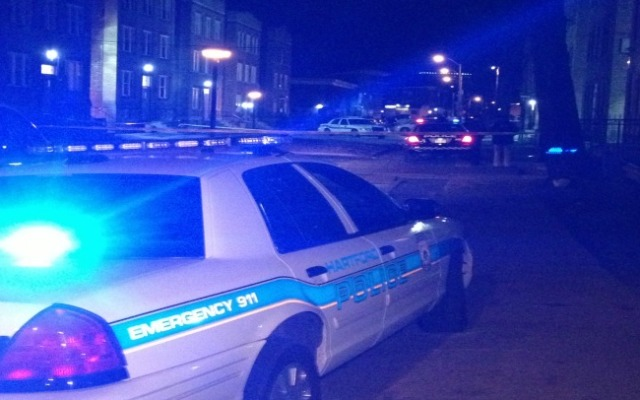 Hartford police are investigating two shootings that happened just minutes apart only a block away from each other.