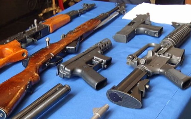 Stamford police will hold two gun buyback events.