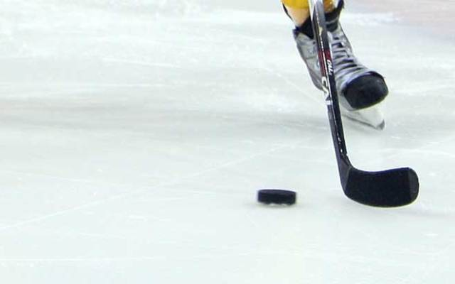 Men's hockey teams from Quinnipiac and Yale are competing in the NCAA final four, called the Frozen Four.