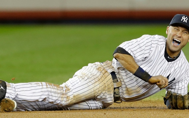 Yankee shortstop Derek Jeter's 2012 ended with a broken ankle. This upcoming baseball season probably won't end as painfully, but it could be more permanent.
