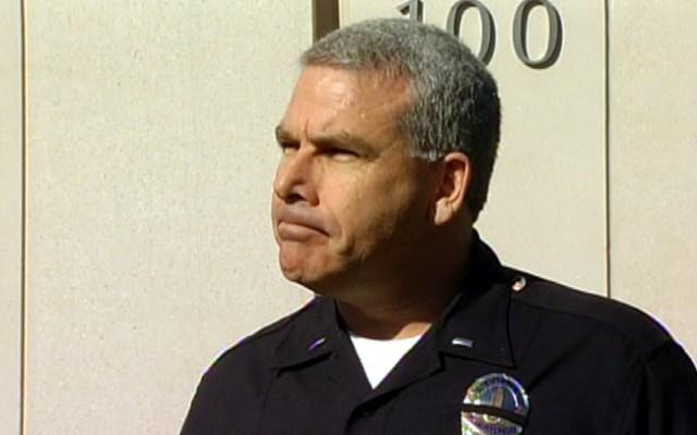 LAPD Lt. Andy Neiman