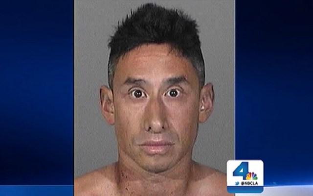 Jason Pomore, 33, of Palmdale