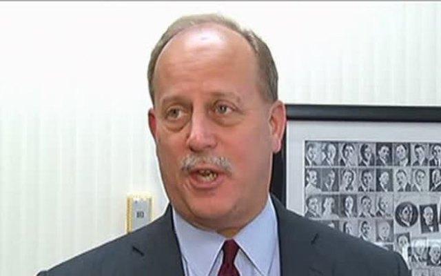 Routh's attorney, Warren St. John.