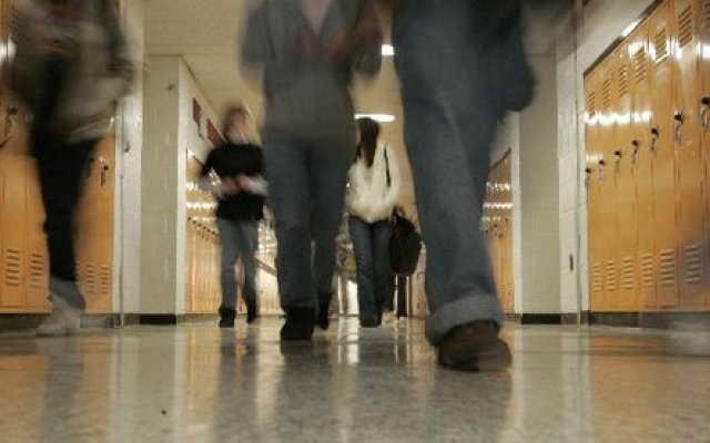 A school security symposium will be held on Monday.