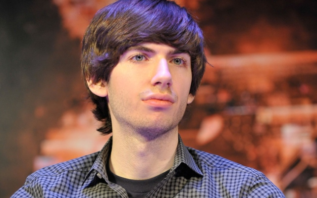 David Karp, founder of Tumblr participates in the Social Media Rockstar Panel at The GRAMMY Museum on January 29, 2010 in Los Angeles, California.