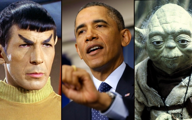 The Jedi Mind Meld: Is President Barack Obama hopelessly out of touch or a hardcore