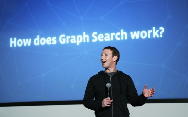 Mark Zuckerberg makes his pitch for Facebook's newest big thing: Graph Search