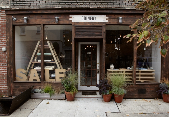 Store Tour: Local Designers and Curated Home Goods at Joinery