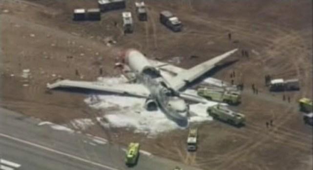 [BAY] Fire Truck May Have Run Over Asiana Plane Crash Victim