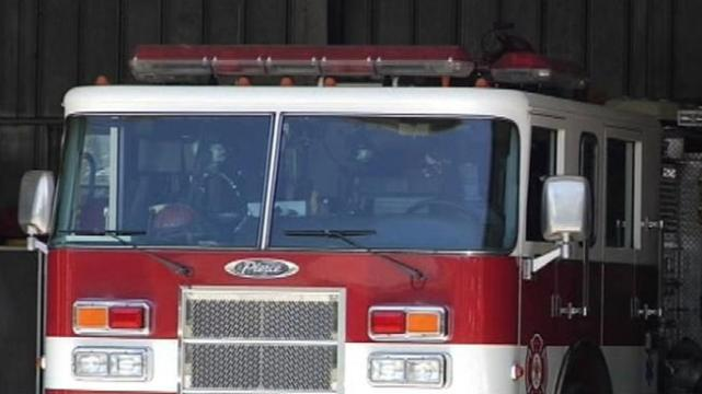 Crews Battle Brush Fire at Black Pond in Middlefield