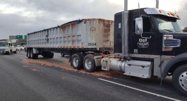 Unfortunate Truck Spills