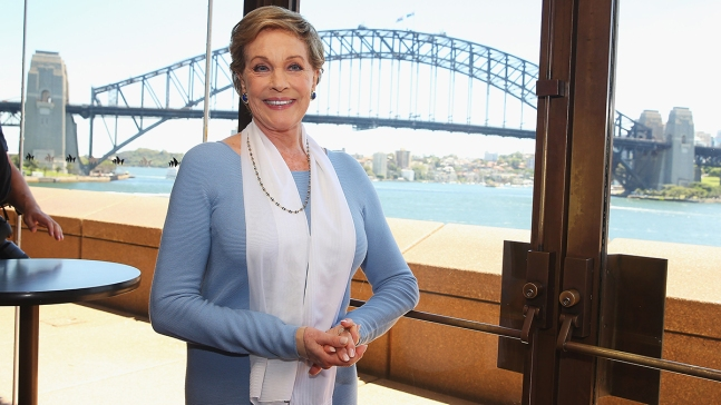 Julie Andrews Reflects on Her Hollywood Years