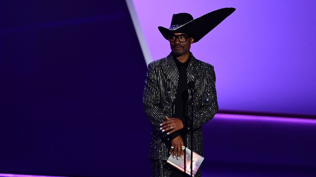Billy Porter First Openly Gay Actor to Win Lead Actor Emmy